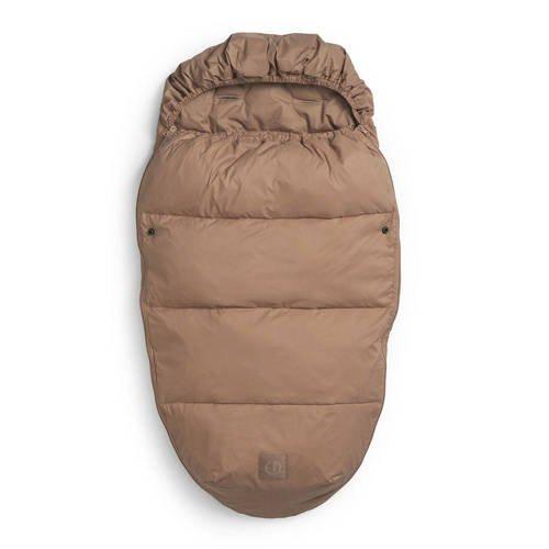 Elodie Details - puchowy śpiworek do wózka - Soft Terracotta