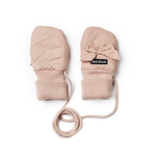 Elodie Details - rękawiczki Powder Pink, 0-12 m-cy