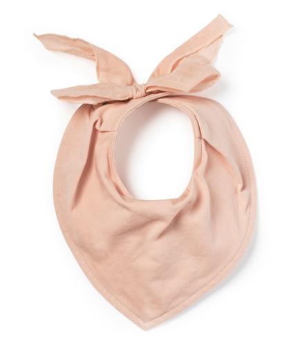Elodie Details - śliniak/bandanka ORGANIC Powder Pink