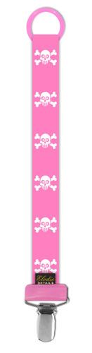 Elodie Details - zawieszka do smoczka Crosseyed Jolly Pink