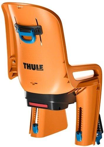 Fotelik rowerowy - THULE RideAlong  - pomarańczowy