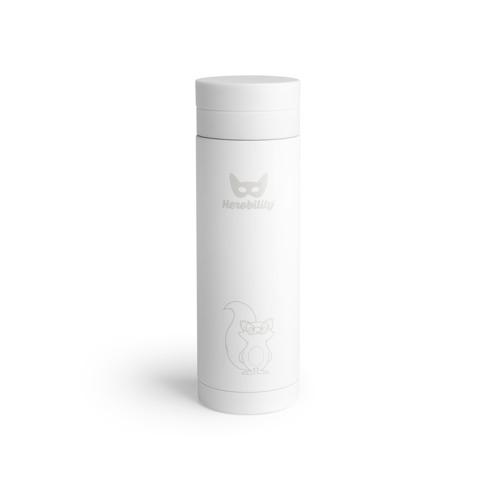 Herobility - termos HeroTermos 300 ml, biały