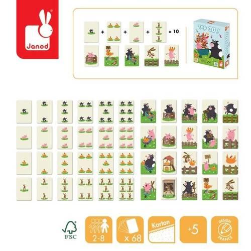 Janod - Gra strategiczna Top 10