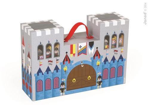Janod - Zamek rycerski w walizce