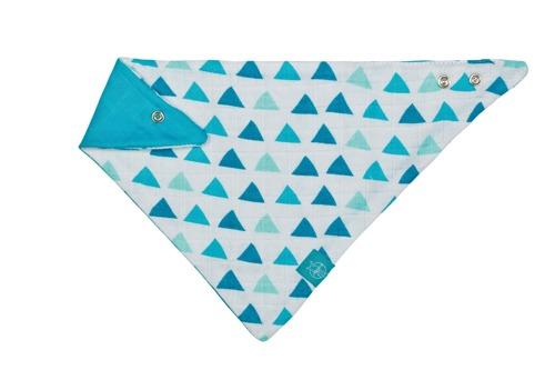 Lassig - Muślinowa Apaszka Royal Triangle boys