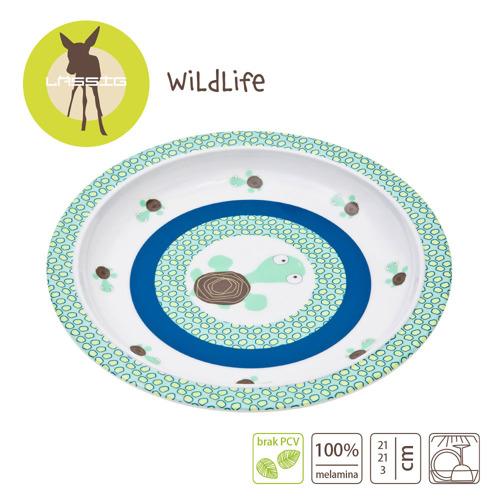 Lassig - Talerz Wildlife Żółw