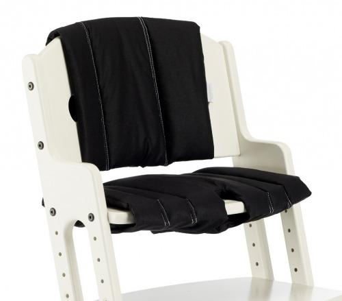 Poduszka do krzesła DanChair - COMFORT czarna