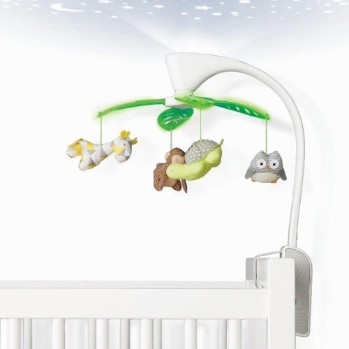 Skip Hop - Karuzelka z projektorem i pozytywką Safari
