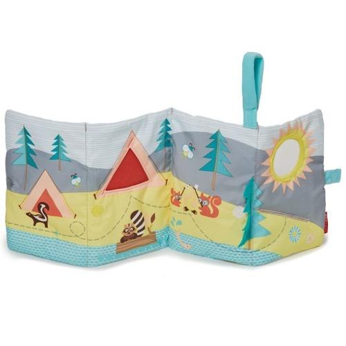 Skip Hop - Książeczka edukacyjna Camping
