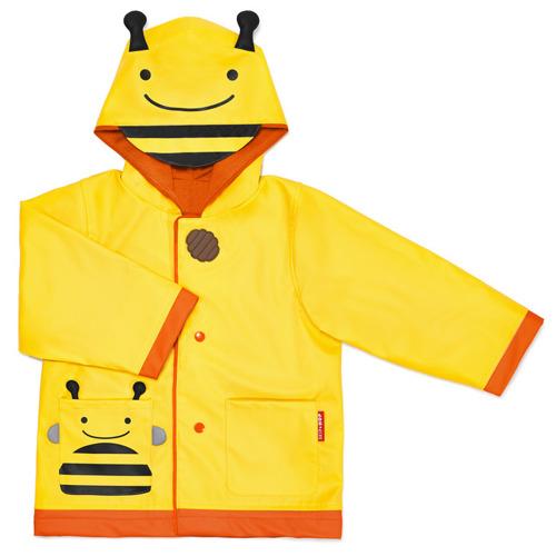 Skip Hop - Płaszcz przeciwdeszczowy Zoo Pszczoła