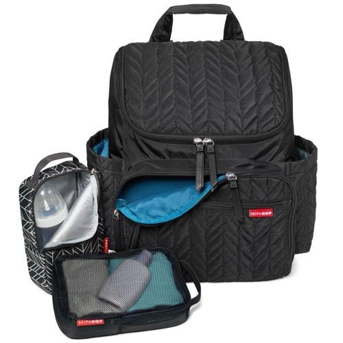 Skip Hop - Plecak Forma Jet Black