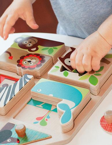 Skip Hop - Puzzle Domek