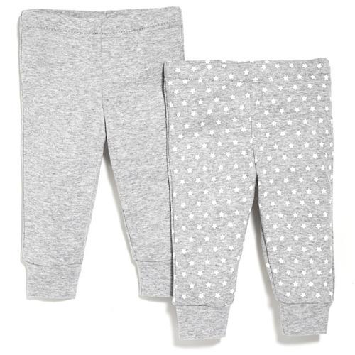 Skip Hop - Spodnie 2 szt. Grey 9M