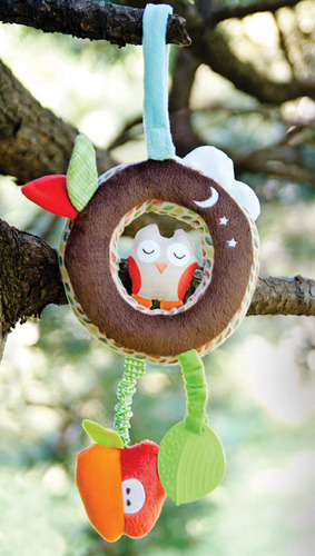 Skip Hop - Zabawka Treetop Friends Day/Night Owl