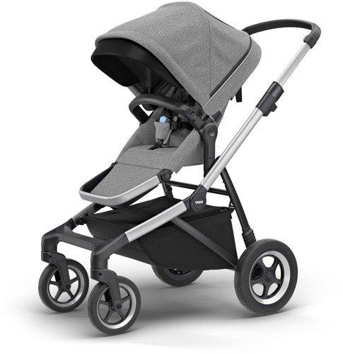 Wózek spacerowy Thule Sleek Grey Melange