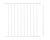 Baby Dan - Rozszerzenie bramek FLEX M, L, XL, XXL - 72cm, biały