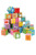 Janod - Klocki puzzle 6w1 Alfabet
