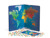 Janod - Puzzle magnetyczne Zwierzęta świata