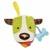 Skip Hop - Książeczka–pacynka Bandana Buddies Pies