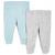 Skip Hop - Spodnie 2 szt. Blue 6M