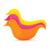 Skip Hop - Zabawka do wody Kaczki Girls